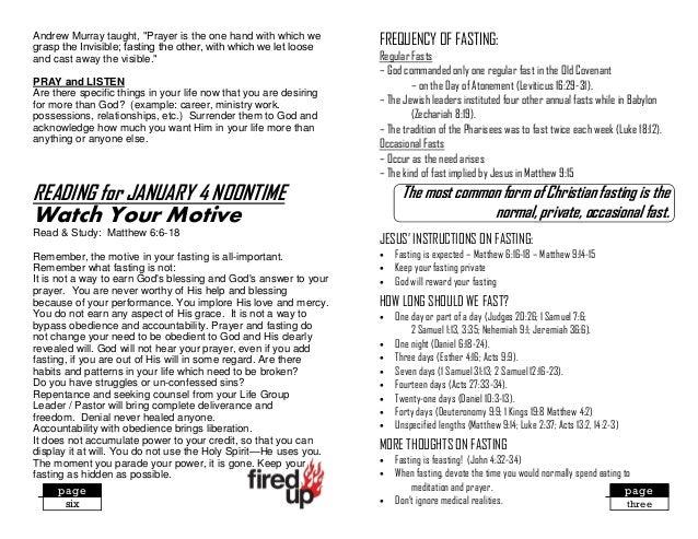 Pdf prayer fasting 2016 final booklet folded 8 pages standard short…