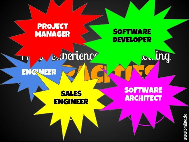 I have experience in the following CAPACITIESENGINEER SALES ENGINEER PROJECT MANAGER SOFTWARE ARCHITECT SOFTWARE DEVELOPER...
