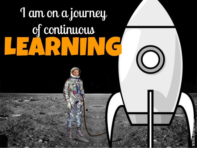 I am on a journey of continuous LEARNING www.bmline.de