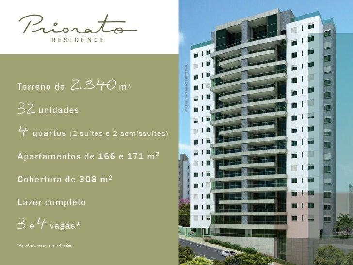 Priorato - 4 Quartos - 3 e 4 Vagas - Anchieta - Residencial - BH