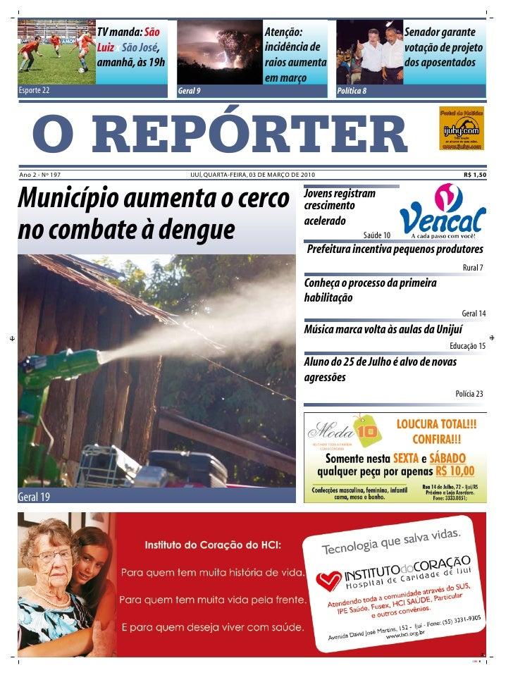 TV manda: São                                Atenção:                               Senador garante                  Luiz ...