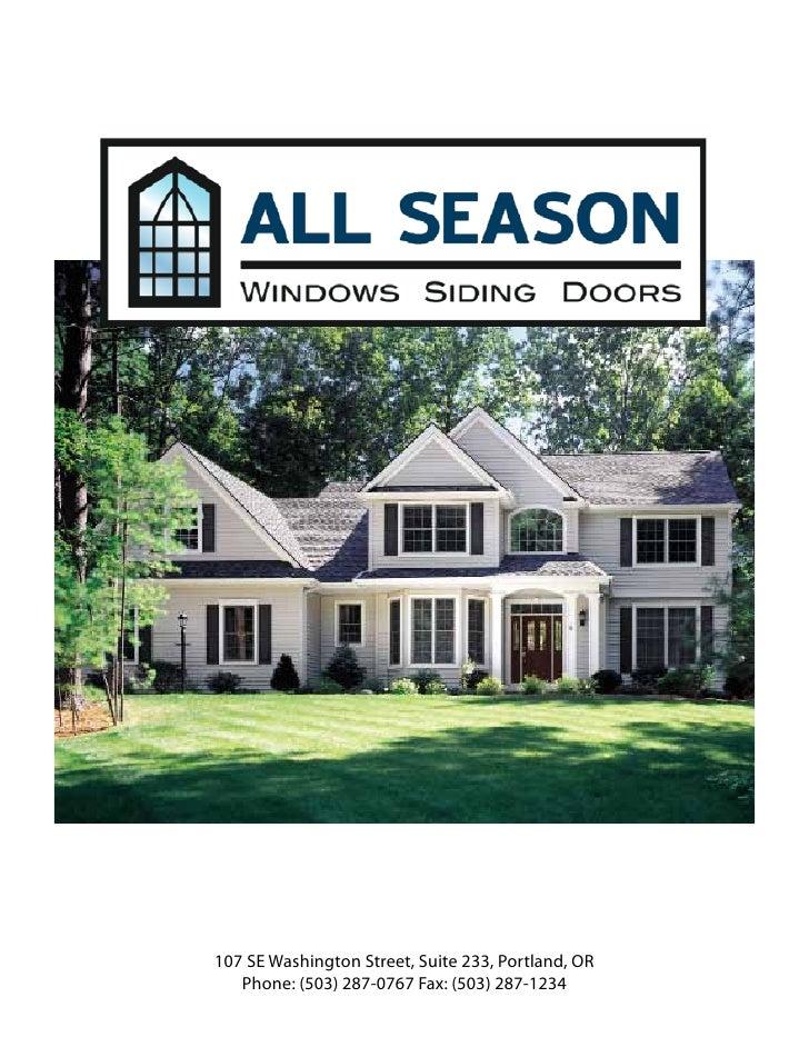 107 SE Washington Street, Suite 233, Portland, OR    Phone: (503) 287-0767 Fax: (503) 287-1234