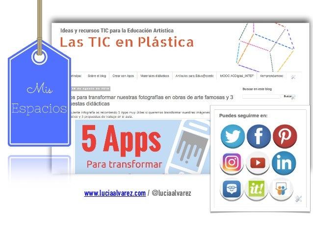 Aplicaciones del Smartphone en el aula Slide 2