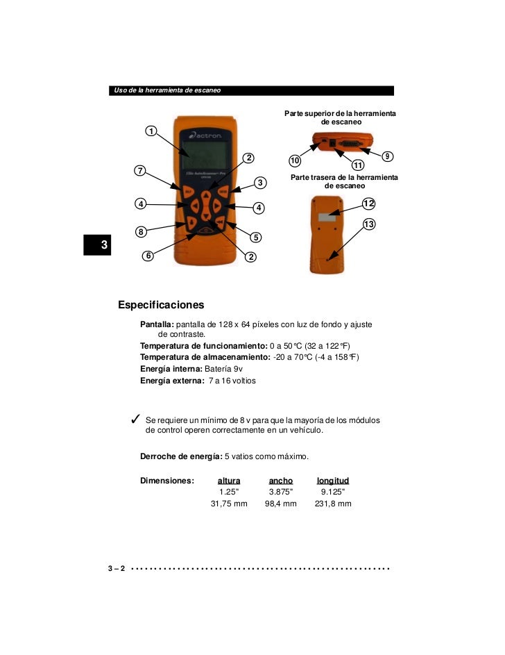 Pdf spanish 16317 scanner actrom
