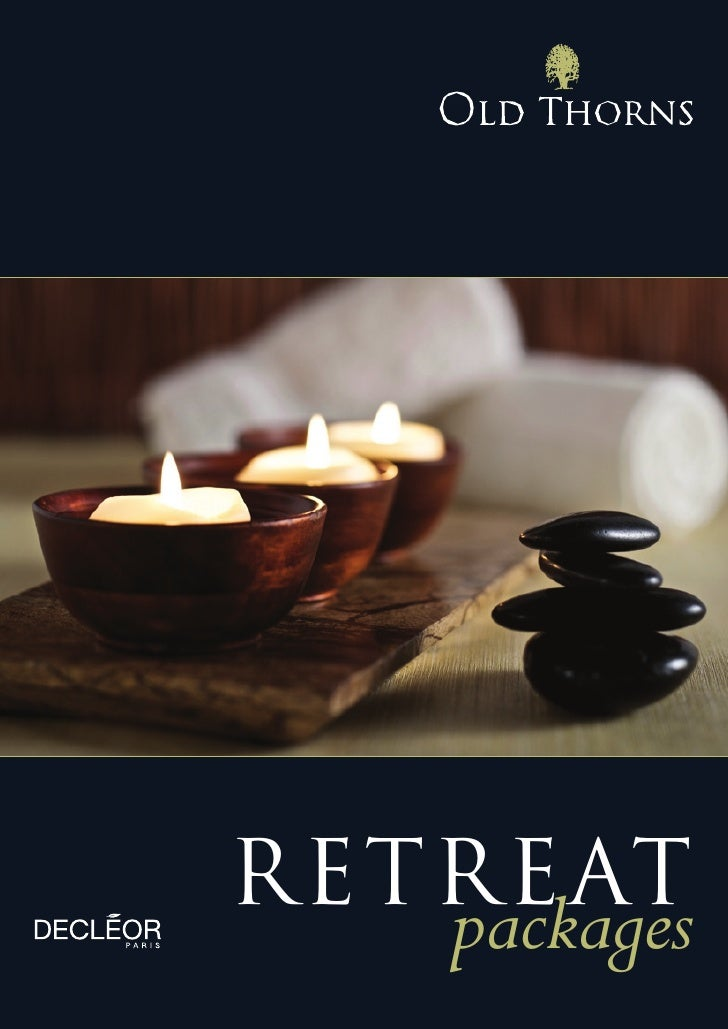 retreat   packages