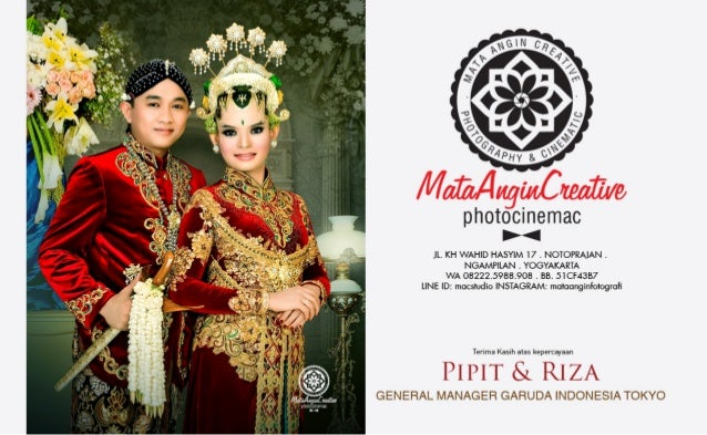 Fotografer Wedding Jogja, Fotografer Wedding Terbaik, Fotografer Pernikahan Jogja, MATA ANGIN CREATIVE, WA +628222.5988.90...
