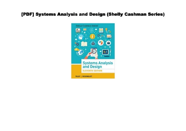 Download Systems Analysis And Design Shelly Cashman Series