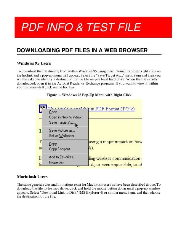 TEST PDF FILE EPUB DOWNLOAD