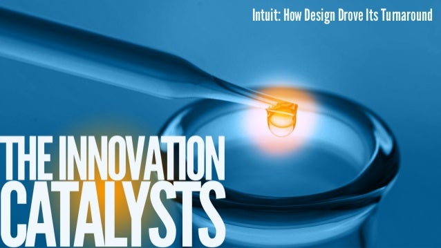 Intuit: How Design Drove Its Turnaround