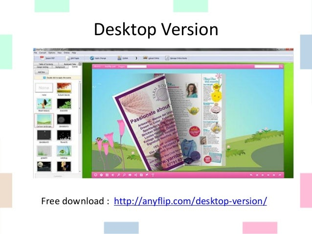 Pdf to flash maker any flip for you to create wonderful