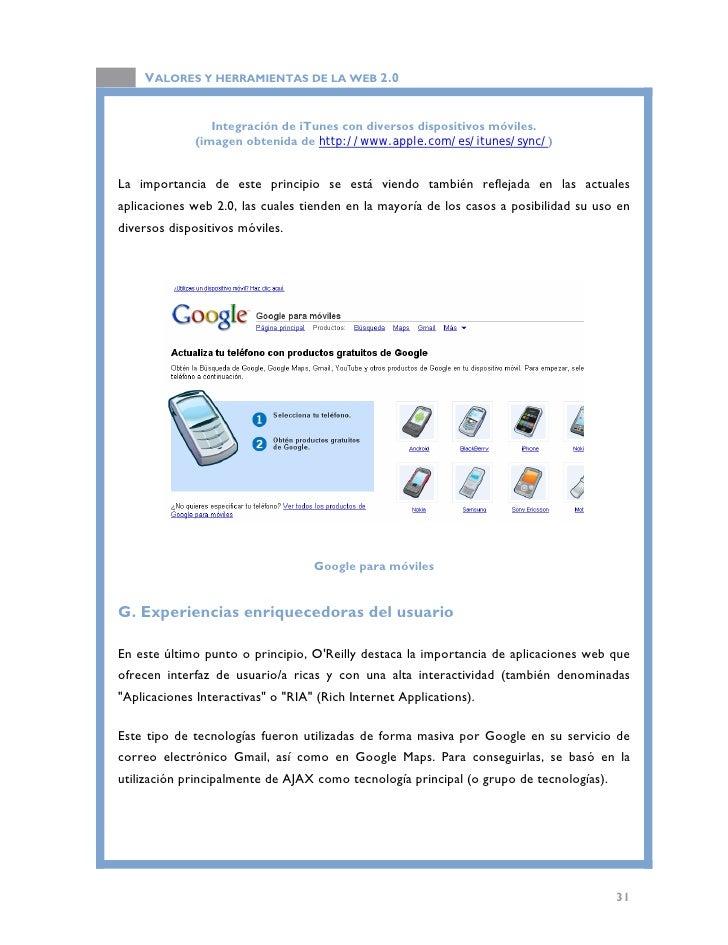 VALORES Y HERRAMIENTAS DE LA WEB 2.0  AJAX actualmente es un componente clave de las aplicaciones Web 2.0, y es acrónimo d...