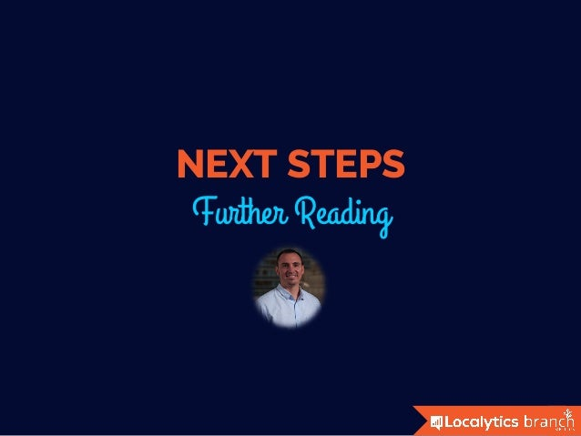 NEXT STEPS Further Reading