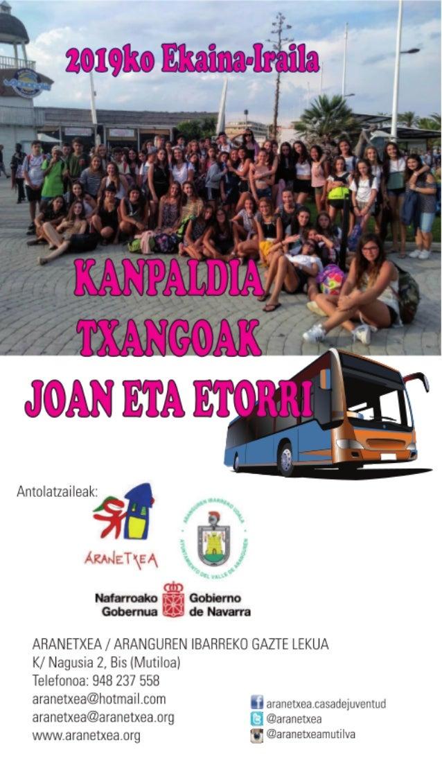 2019ko Ekaina-Iraila