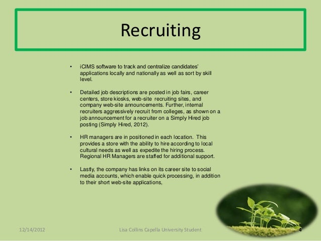 Whole Foods Hiring Process