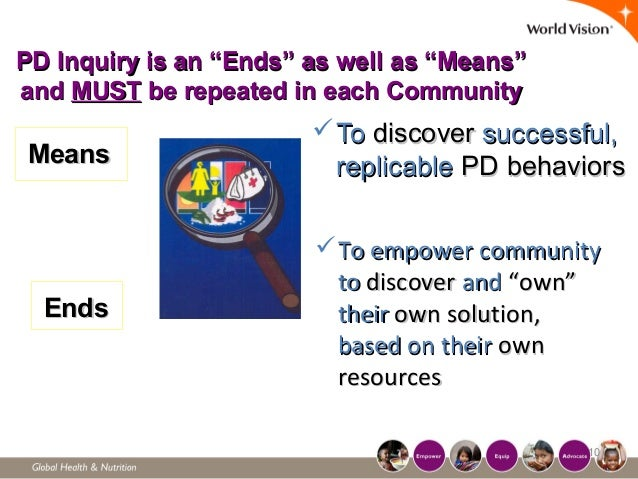 """10 PD Inquiry is an """"Ends"""" as well as """"Means""""PD Inquiry is an """"Ends"""" as well as """"Means"""" andand MUSTMUST be repeated in eac..."""