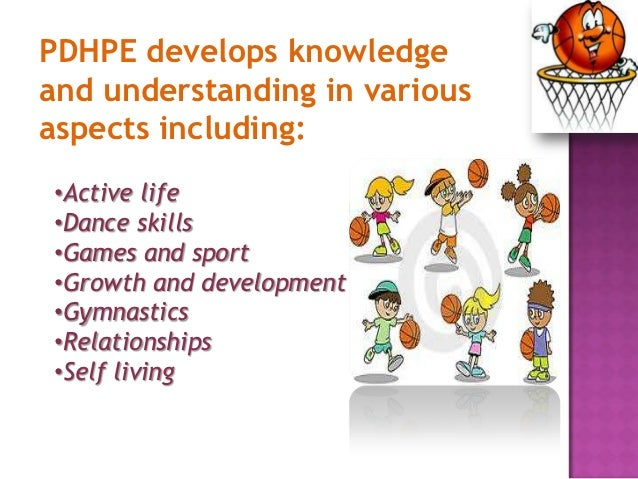 pdhpe understanding of health Hsc pdhpe outcomes and assessment 2013 groups and governments in the management and promotion of health demonstrates an understanding of the.
