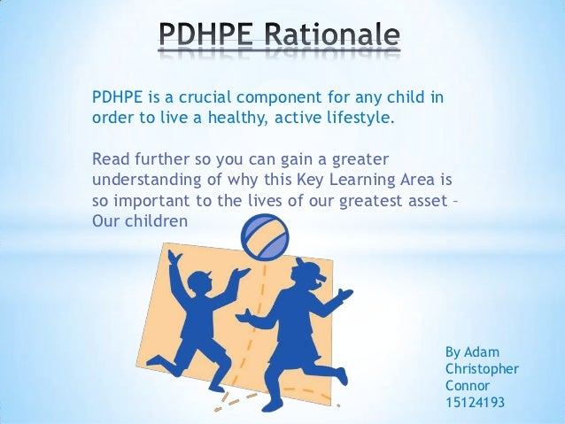 PDHPE is a crucial component for any child inorder to live a healthy, active lifestyle.Read further so you can gain a grea...
