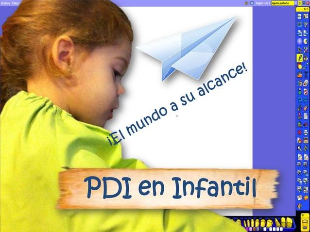 PDI en Infantil