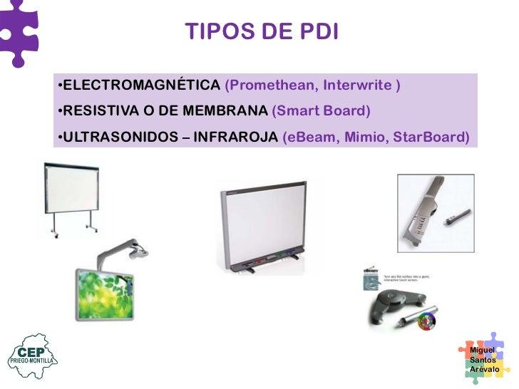 CONSIDERACIONES PARA EL USO     ADECUADO DE LAS PDI    • Colocación del proyector   • Control de la iluminación   • Formac...