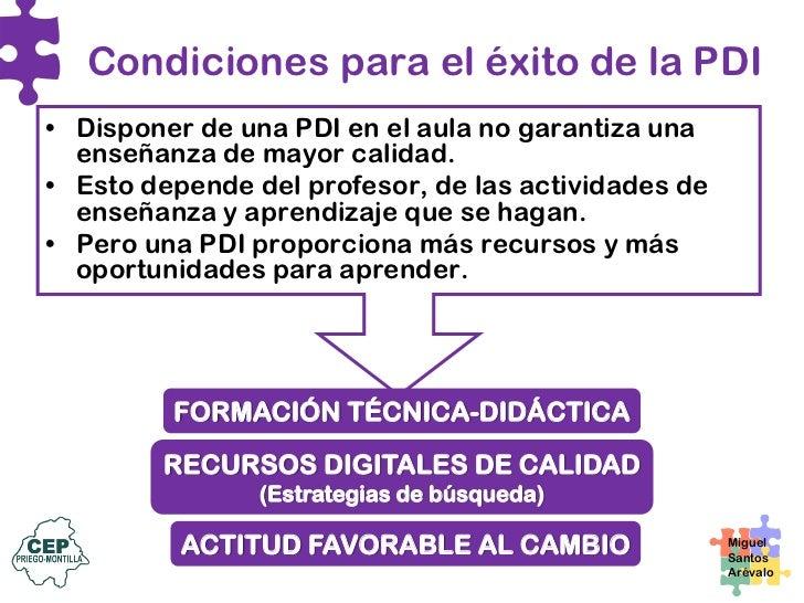 Estrategias didácticas con la PDI   Apoyo a las explicaciones del profesorado  • Simulaciones interactivas.  • Proyección ...