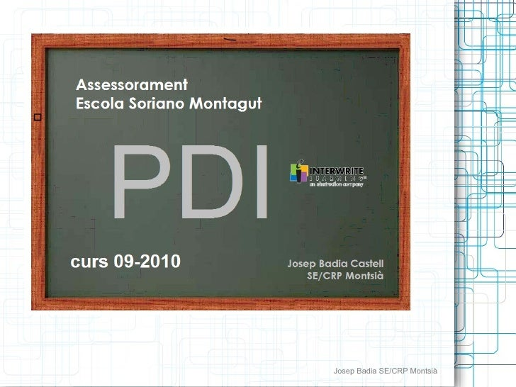 Josep Badia SE/CRP Montsià