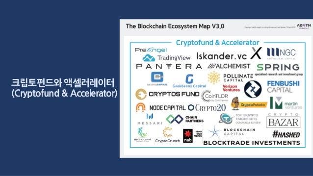 크립토펀드와 액셀러레이터 (Cryptofund & Accelerator)