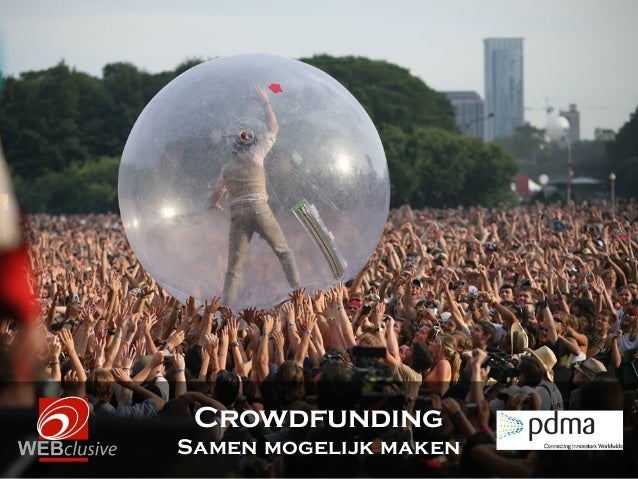 Crowdfunding Samen mogelijk maken