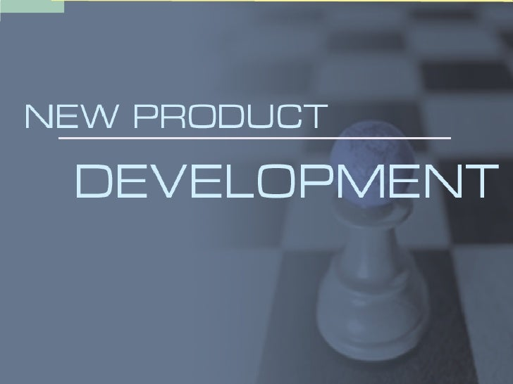 New Product Process            Portfolio Management & Stage-Gate Model                                                    ...