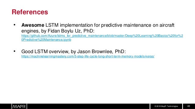 Predictive Maintenance - Portland Machine Learning Meetup