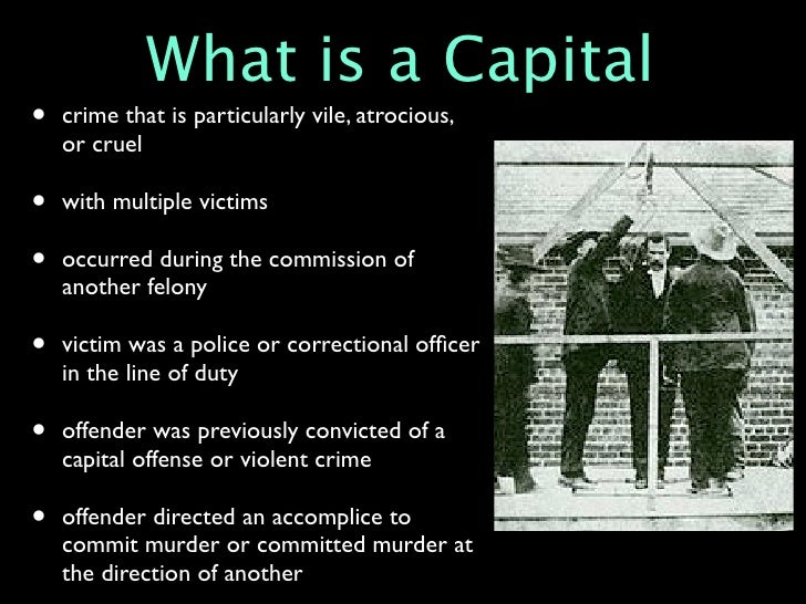 an overview of the barbaric capital punishment Extracts from this document introduction capital punishment is barbaric and inhumane and should be banned globally introduction: background statement: capital punishment is the lawful infliction of death as a punishment for a wide variety of offences, which has been abolished in some countries.