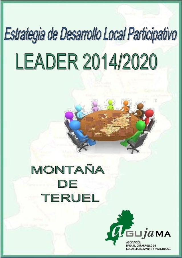 I N D I C E 1. Introducción y Título: Estrategia de Desarrollo Local Participativo. .........................................