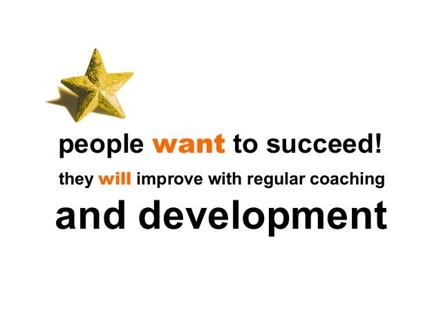 Performance Development Review call to action v2.0