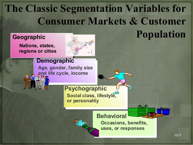 A discussion on social class as a variable for segmenting consumer markets