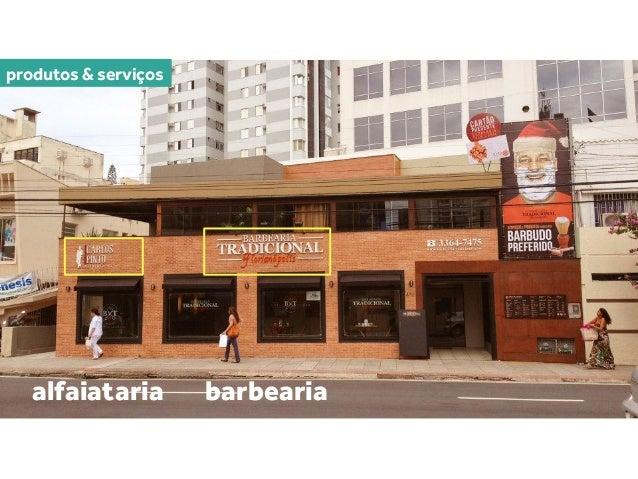 produtos & serviços alfaiataria barbearia café snooker&bar