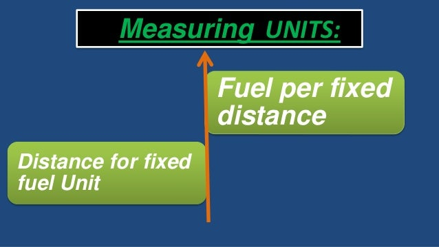 What Affects A Car's Fuel Mileage