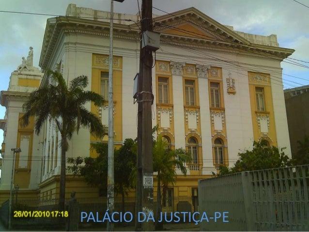 PALÁCIO DA JUSTIÇA-PE