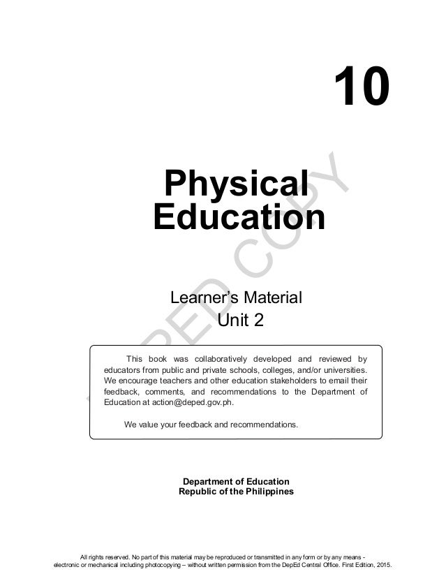 making physical education instruction and assessment work refreshing teaching and learning