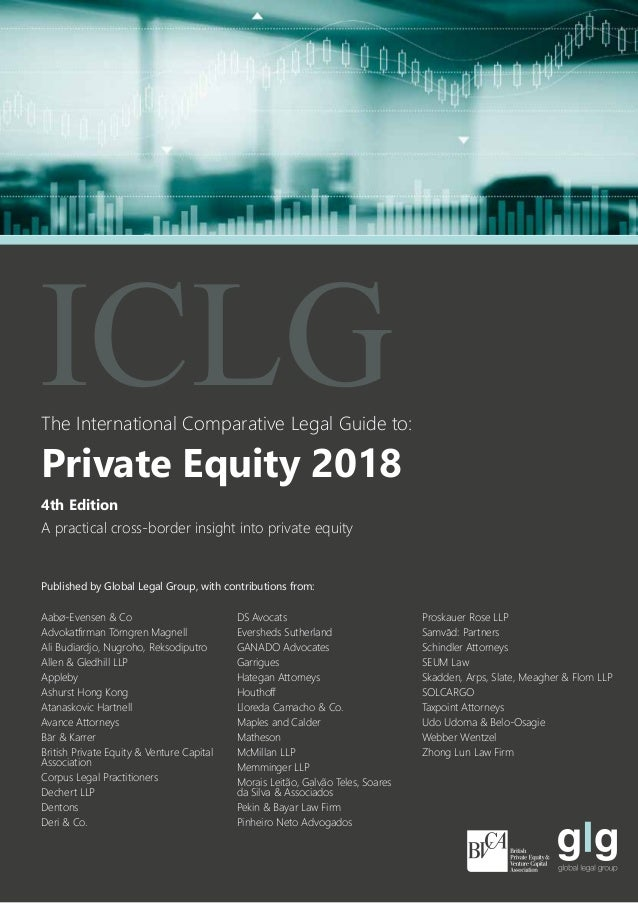 Published by Global Legal Group, with contributions from: The International Comparative Legal Guide to: A practical cross-...