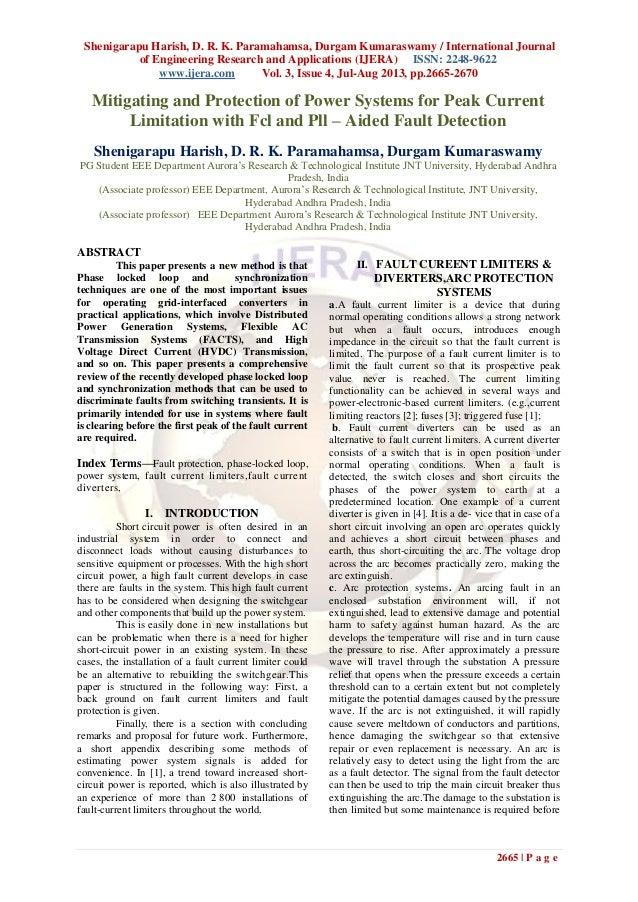 Shenigarapu Harish, D. R. K. Paramahamsa, Durgam Kumaraswamy / International Journal of Engineering Research and Applicati...