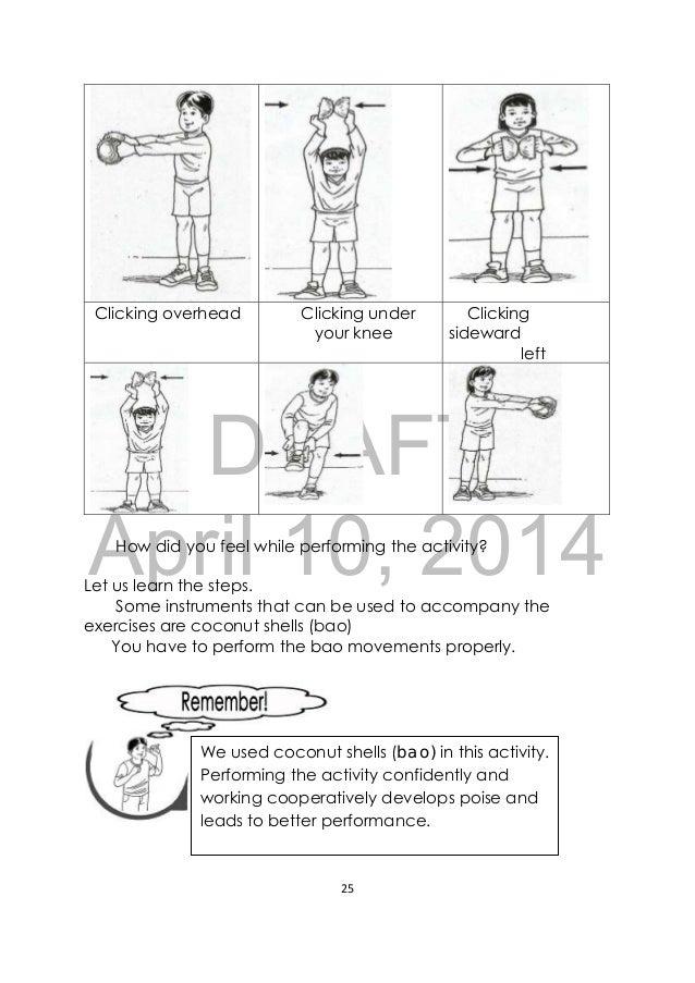 Grade 3 PE Learners Module