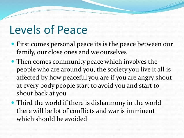 """world peace need of the hour Messengers of peace is a world scout committee initiative designed to  why  do we need a new program  to excellence service hour website by clicking on  the """"service hours"""" link on the left side of the screen in the """"unit tools"""" section."""