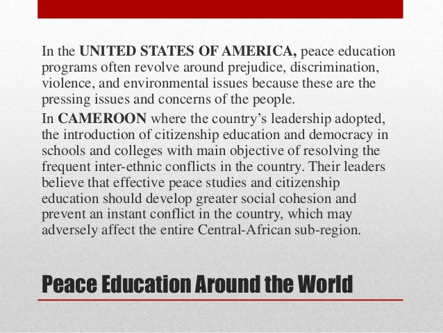 An introduction to the issue of violence and racial discrimination in the united states