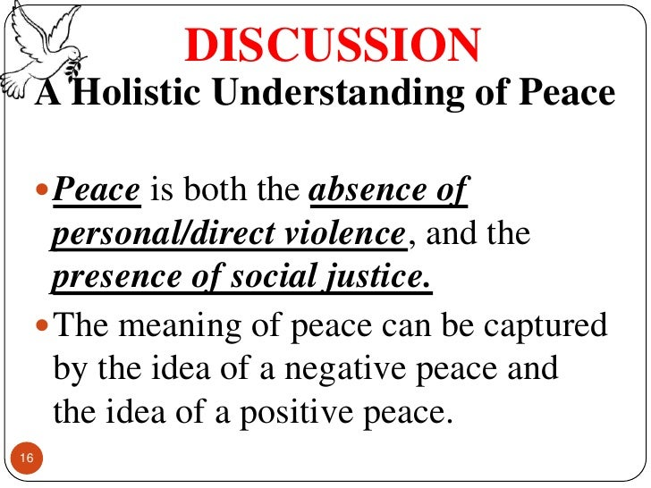 definition of peace education Educational curriculum with a view to promoting consensual peace building in   peace education: meaning, nature, and purpose.