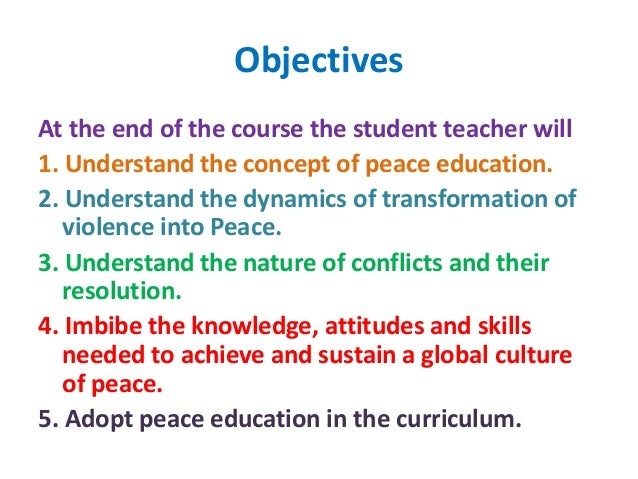 thesis on peace and conflict resolution 2013-3-27 peace and conflict studies g1f  and defending an independently written thesis  and obstacles to conflict resolution and durable peace are.