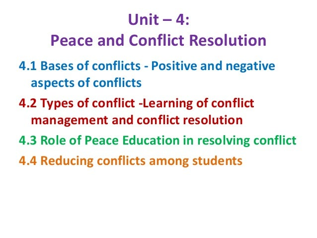 conflict unit 3 Question description write 400-600 words that respond to the following questions with your thoughts, ideas, and comments read more.