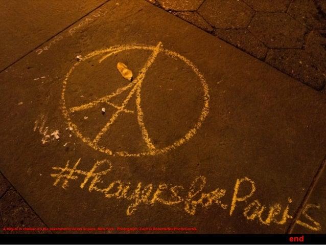 Peace for Paris: November 13, 2015