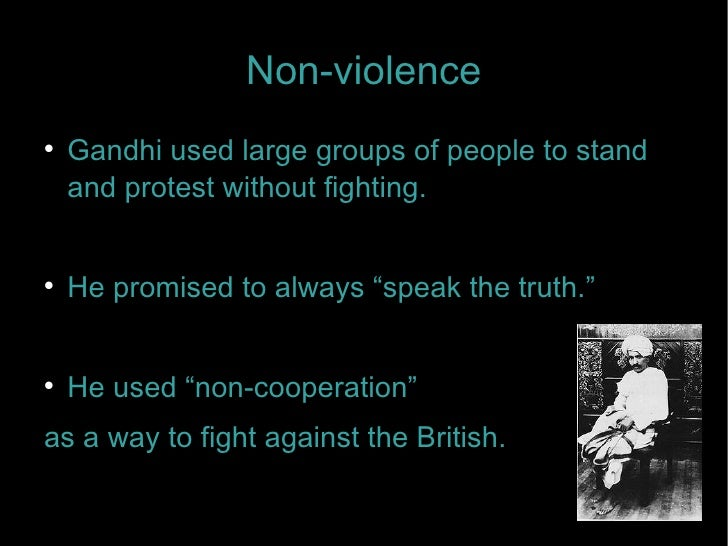 are peace and nonviolence outdated concepts