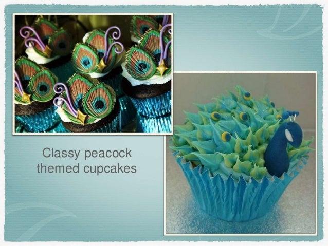 Peacock Wedding Theme Ideas 2