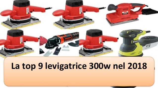 Blu Bosch Professional GSS 230 AE Levigatrice Orbitale 300 W 5500-11000 giri//minuto