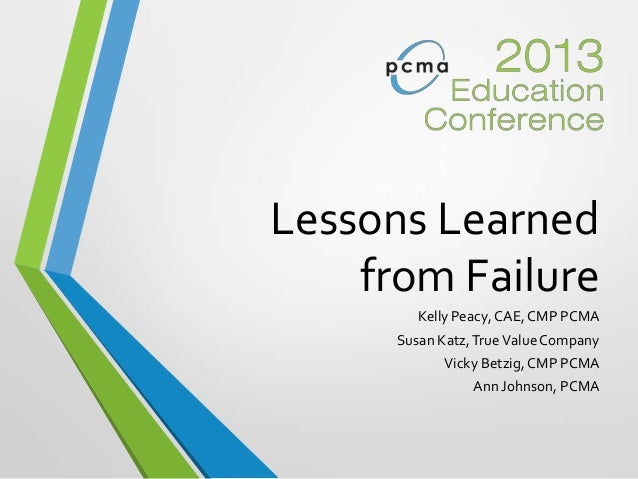 the lessons learned from failures in writing 12 lessons learned from 12 years of writing writing is you shouldn't fear failure this is amazing to articulate your 12 years of experience with 12 lessons haha it seems you learned 1 lesson for 1 year really great stuff and all these experience in writing will come with.